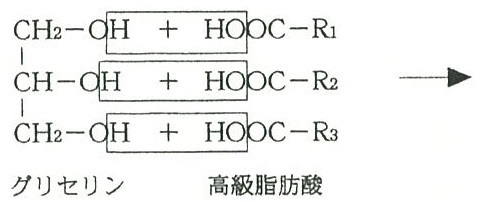 有機】油脂!二重結合に注意すれば完璧に理解: 受験・定期テストで高校 ...